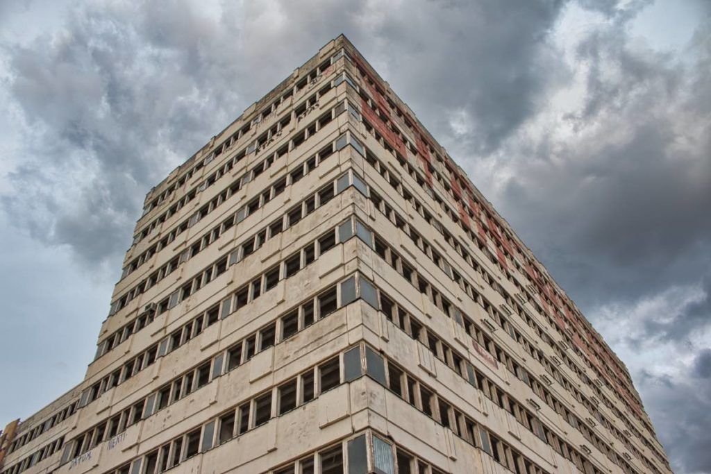 GDR Berlin architecture – House of Statistics