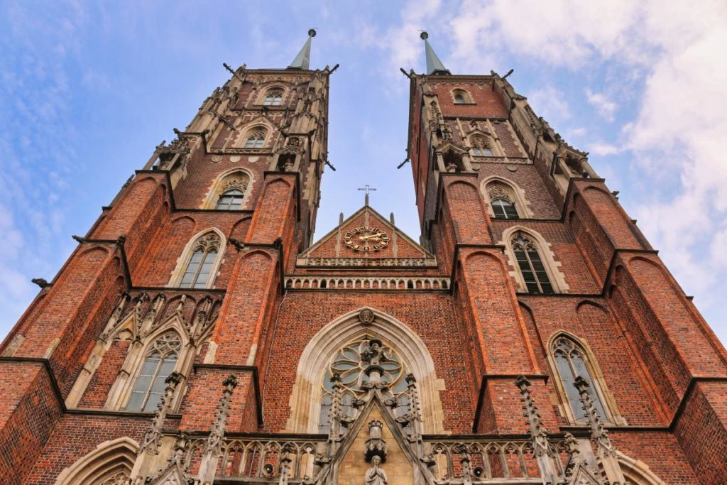 Wroclaw Sights Cathedral