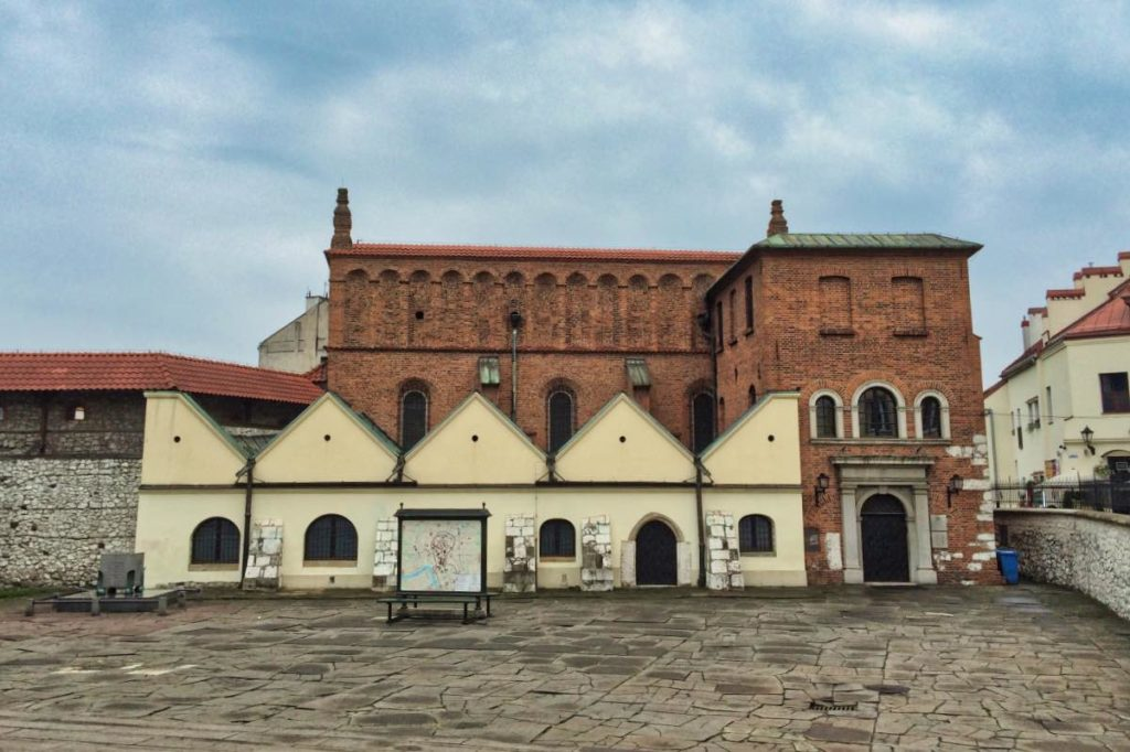 attractions in krakow kazimierz
