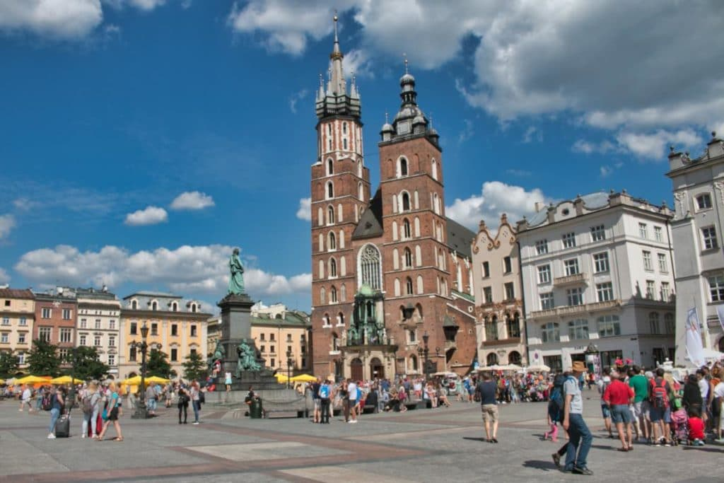 attractions in krakow