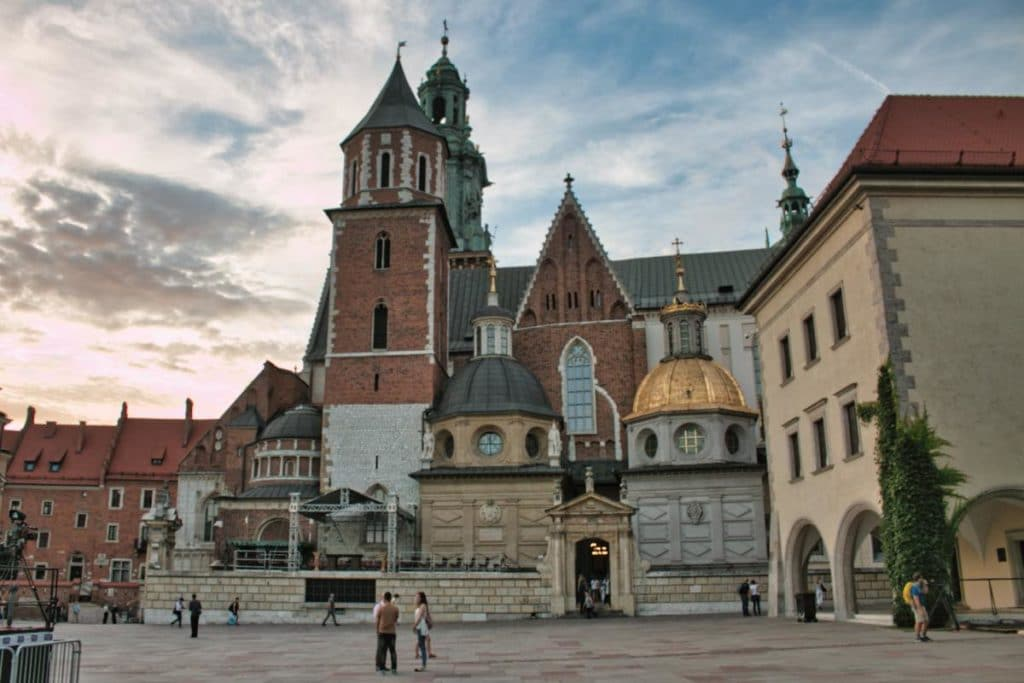 attractions in krakow wawel