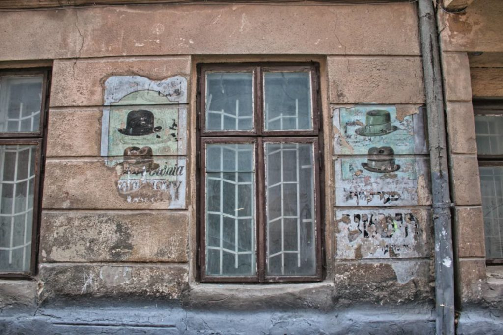 Holocaust in Lviv Jewish Quarter
