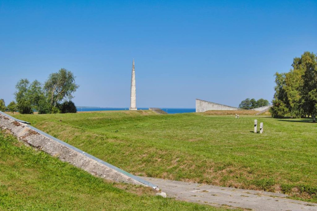 Tallinn things to see Soviet Memorial