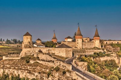 Kamianets-Podilskyi things to see