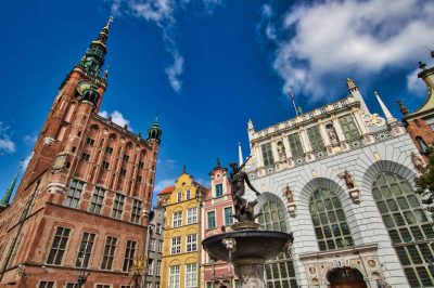 Top 10 things to see in Poland Gdansk
